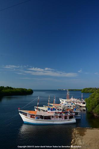 """Boca Del Rio, venezuela from the book """"Le isole lontane"""" by Sergio Albeggiani"""