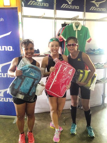 Mizuno Run Club