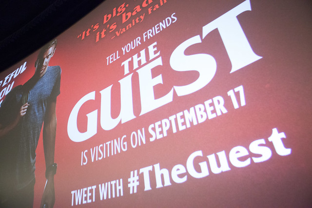 The Guest Dallas Screening-23
