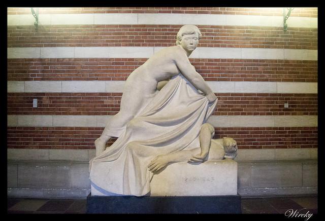 Esculturas Ayuntamiento de Copenhague