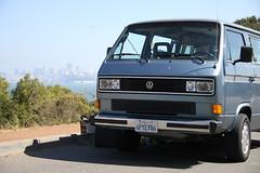 automobile, automotive exterior, van, sport utility vehicle, volkswagen, vehicle, transport, volkswagen type 2 (t3), bumper, land vehicle,