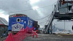 Wyciag krzeselkowy Garabashi (dolna stacja, przy