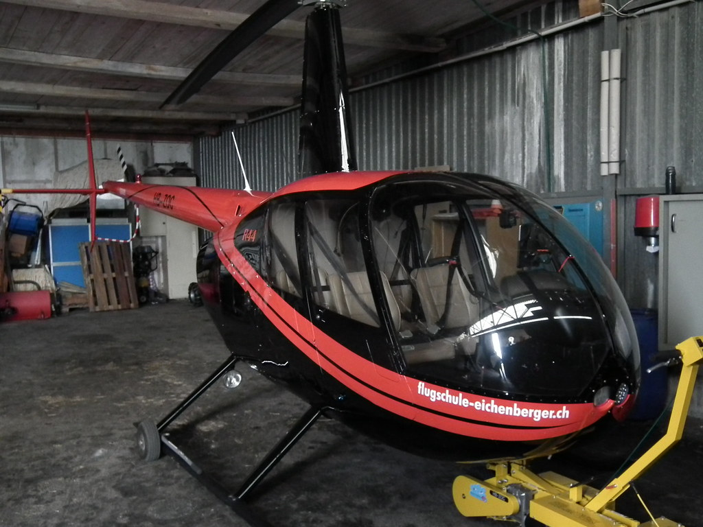 HB-ZOC - R44 - Not Available