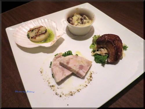 Photo:2014-09-09_T@ka.の食べ飲み歩きメモ(ブログ版)_【銀座】Calcifer's Grill alla Toscana(イタリアン)光り輝く山形牛ランプ肉の炭火焼きを堪能_03 By:logtaka