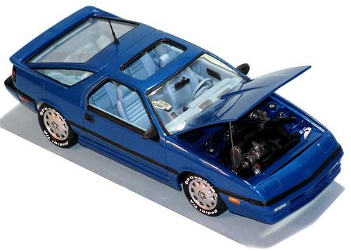 40 MPC Dodge Daytona 1988