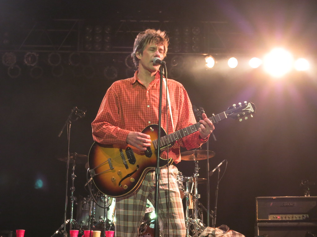 paul westerberg of the replacements at midway stadium in st. paul, MN
