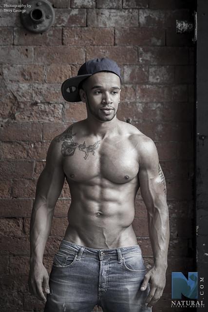 Sheldon Anderson Fitness model