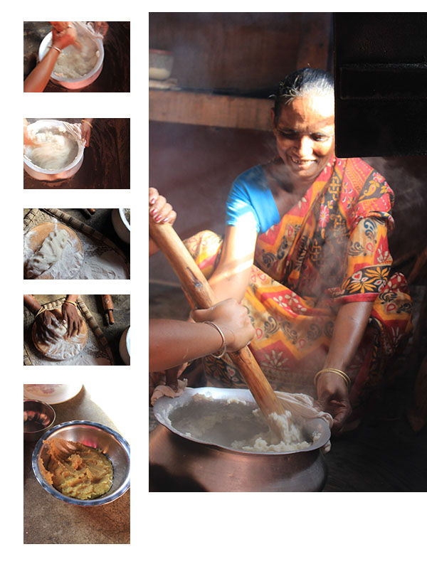 dipali cooking