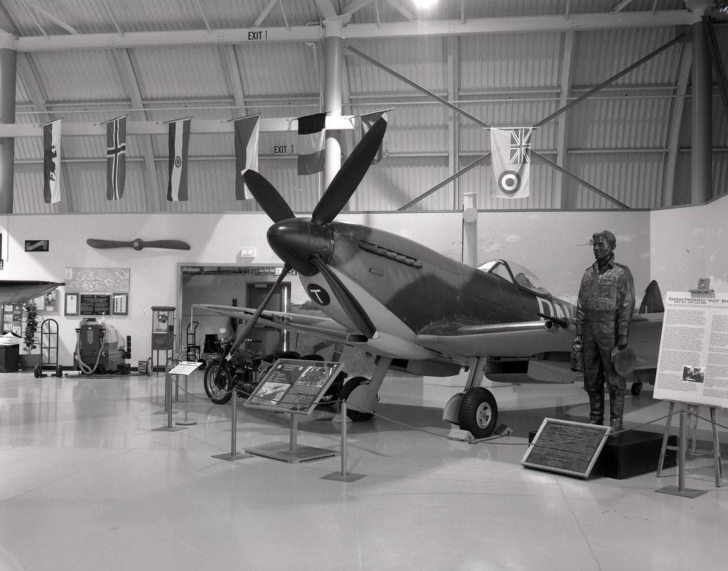 Supermarine Spitfire Mk. XVIe