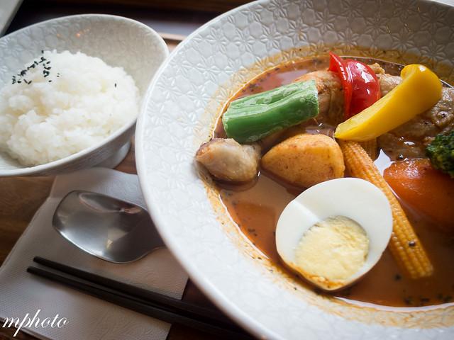 心 湯咖哩 | 來自北海道 札幌的美食 您不可錯過的台中咖哩