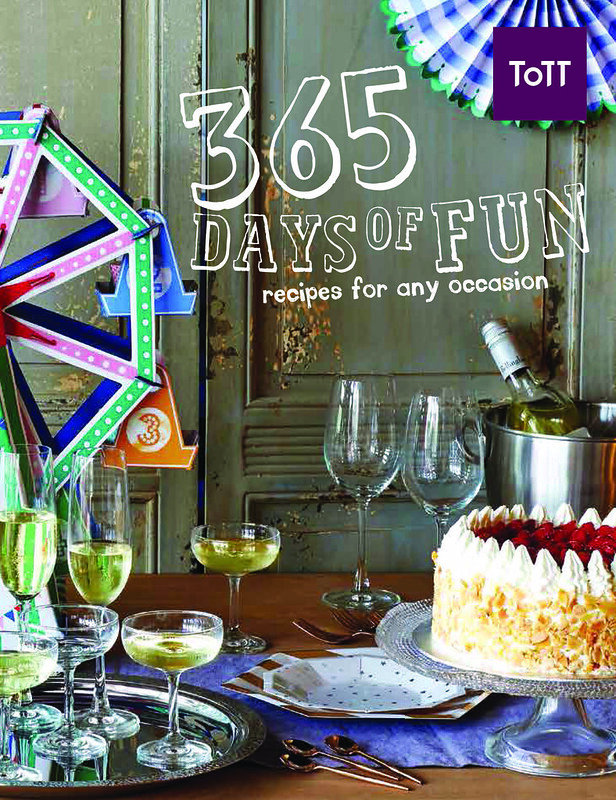 ToTT 365 Days of Fun- Recipes for Any Occasion