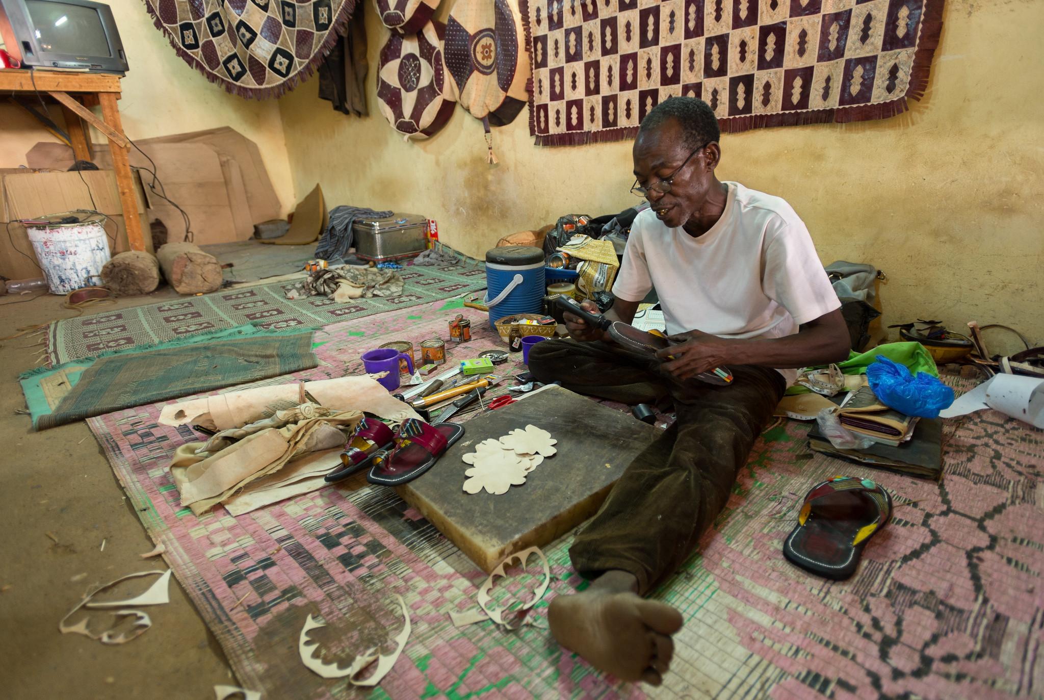 Niamey Cobbler