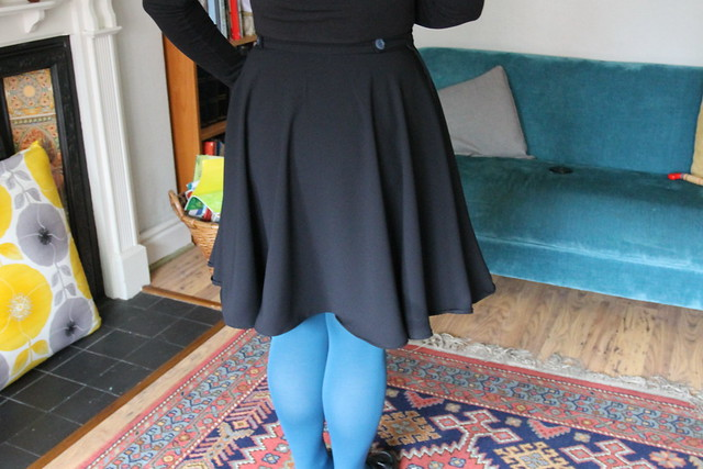 black skirt 4