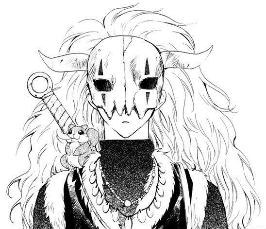 Akatsuki no Yona - Shinah (4)
