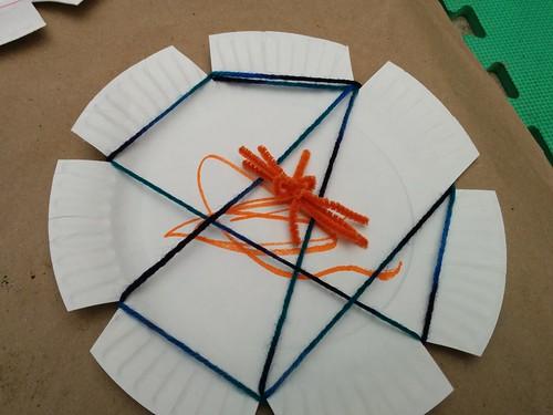 Davis's spiderweb