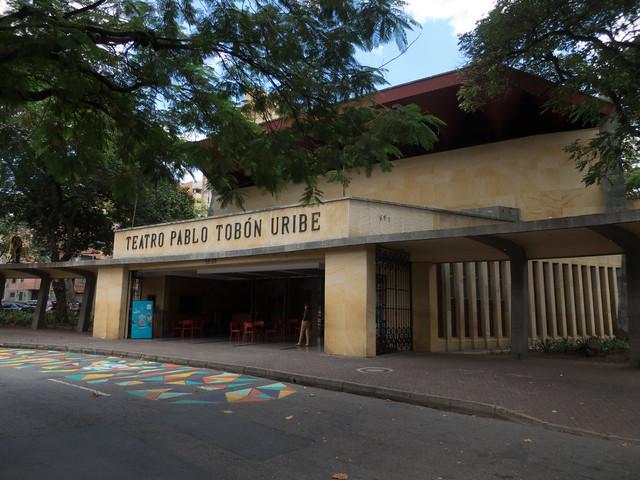 Teatro Pablo Tobón Uribe (photo: David Lee)