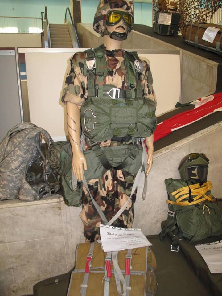 البذلات الجيش الوطني الشعبي الجزائري [ ANP / GN / DGSN / Douanes ]  - صفحة 9 32708563964_061df0e76c_o