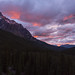 Banff Morning Colors by Ken Krach Photography