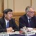 President opens ADB-OMFIF seminar, gives lecture in Yokohama