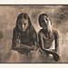 Jasmijn en Iris by gelelie / Gerda