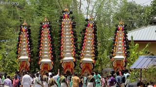 Thrissur Chelakottukara Sree Maheswara Bhagavathy Temple Makayiram Mahotsavam 2