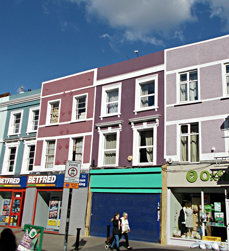 SUTTON (Surrey), Greater London - Any Colour You Like (2)