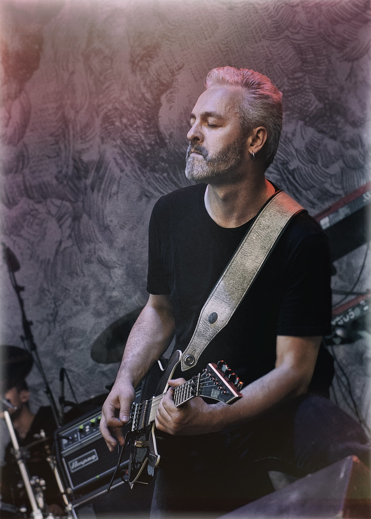Sylvain Coudret - Soilwork - Kavarna Rock Fest 2016