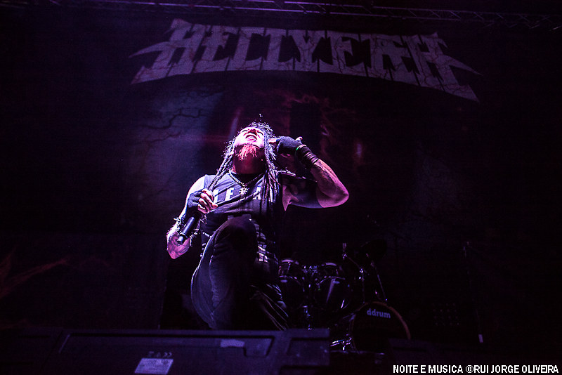 Hellyeah - Campo Pequeno '17