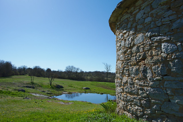 Caselle du Lac Lacam - Livernon