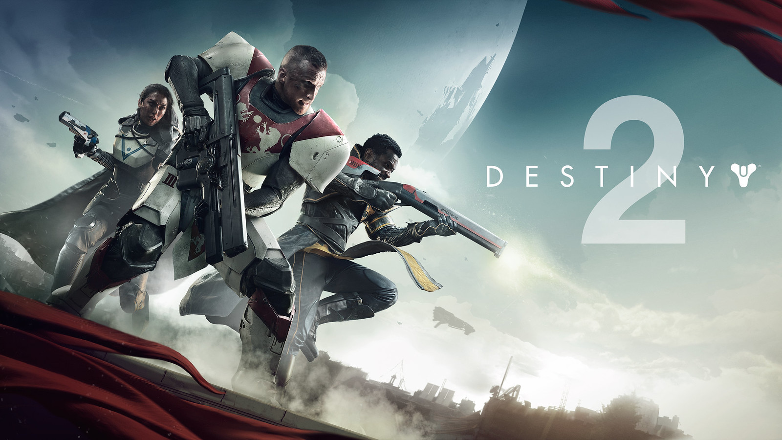 [Destiny 2] พร้อมลุยเพื่อมวลมนุษยชาติแล้ว!