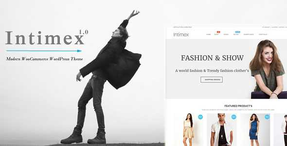 Intimex WordPress Theme free download