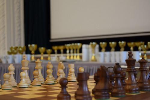 RTU «Prāta spēlēs» noskaidroti labākie skolēni šahā, bridžā, dambretē
