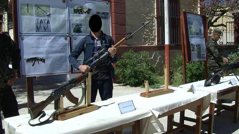 الصناعة العسكرية الجزائرية  [ AKM / Kalashnikov ]  33882786141_a820ef0f95_o