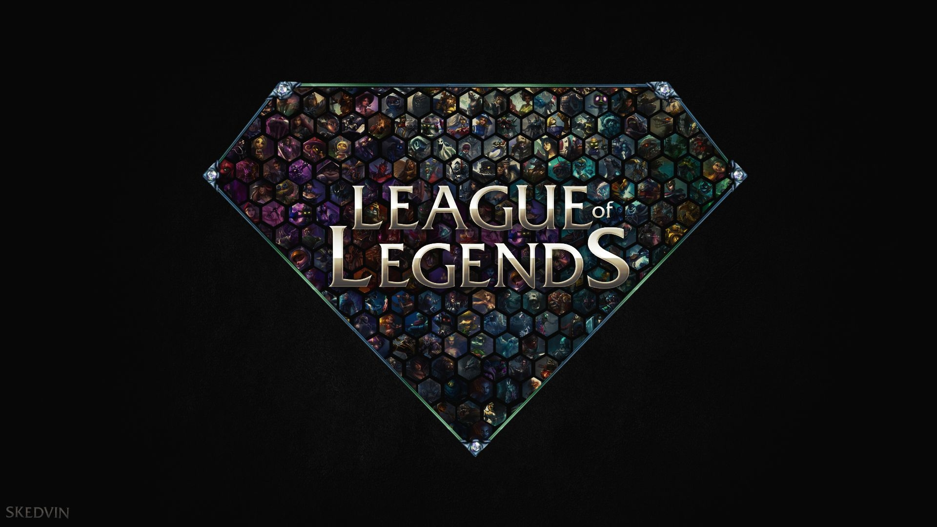 Bộ hình nền League of Legends (Liên minh huyền thoại) chất lượng cao