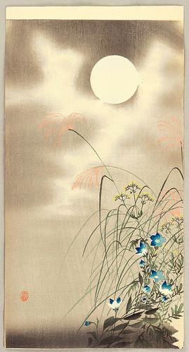 022-Hierba de otoño-Ohara Koson -via-Ukiyu-e-org