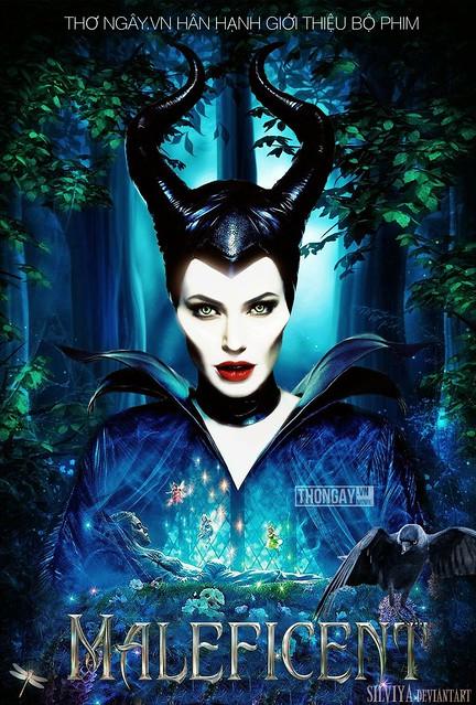 Phim Tiên Hắc Ám - Maleficent