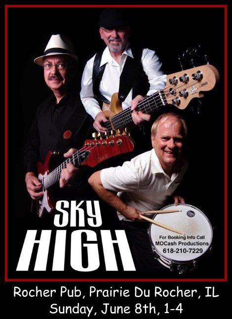 Sky High 6-8-14