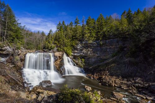 waterfall westvirginia blackwaterfallswv