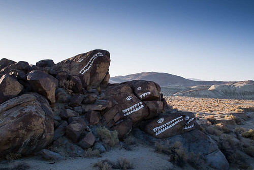 Trona Rocks