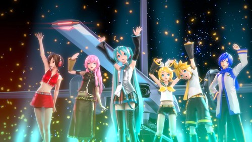 Hatsune Miku: Project DIVA F 2nd E3 2014