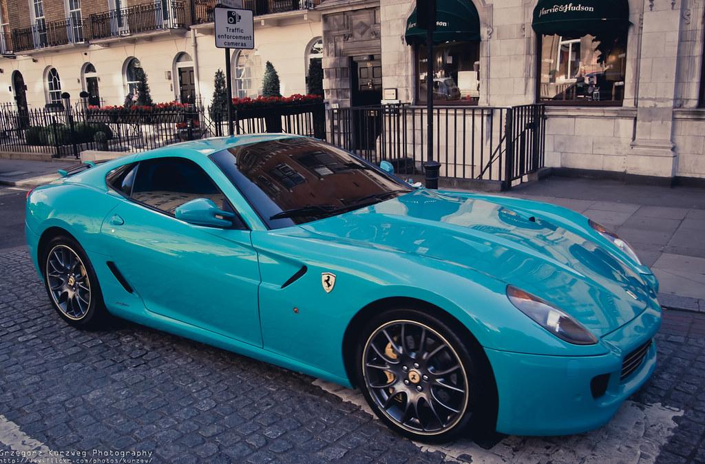 Ferrari 599 Picture : Video Thread (599, 599GTO, 599XX)