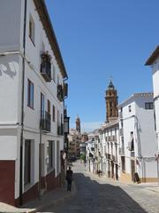 Mirador Almenillas overlook area - Antequera, Spain