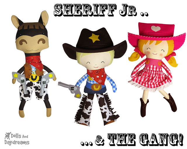 Sheriff Jr & the Gang!