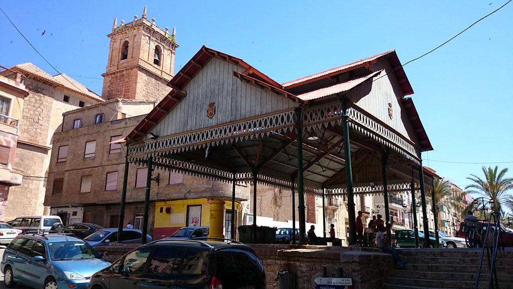 Jarafuel valencia spain tripcarta - Casa rural cofrentes ...