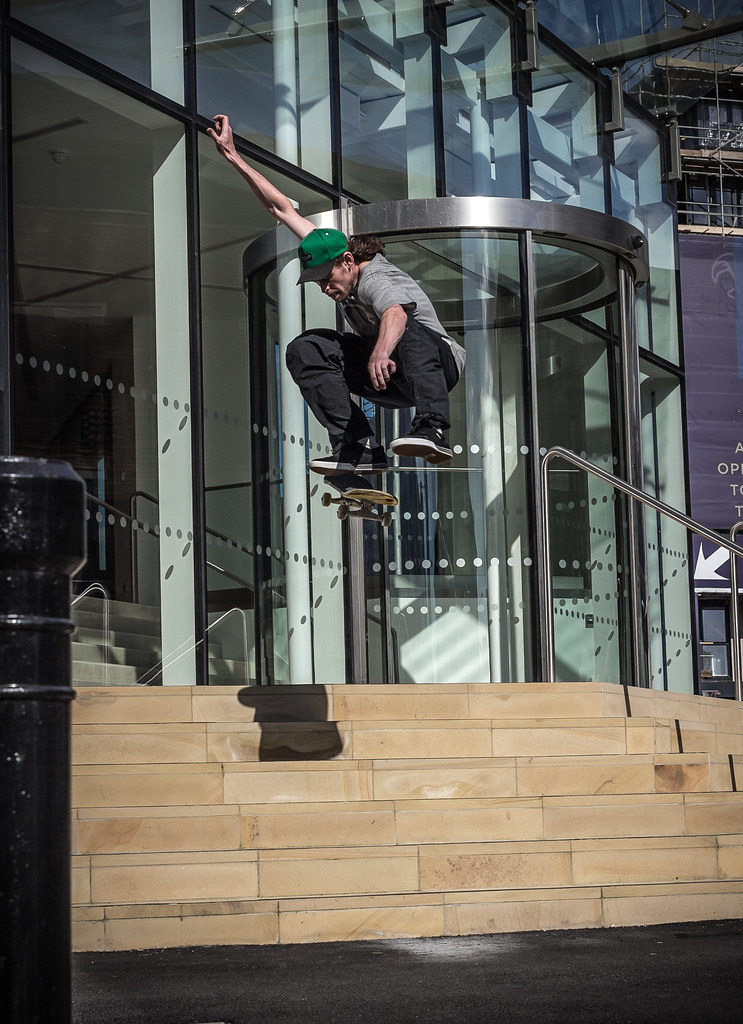 Kris Tailor - Kickflip - Reading