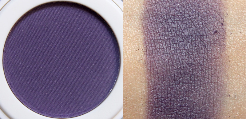 Lily Lolo drama queen pressed eye shadow swatch
