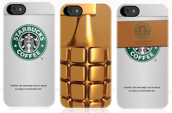 funda movil starbucks