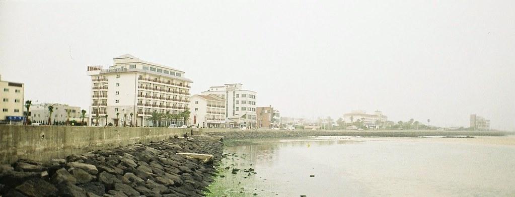 Hamdeok Seawall