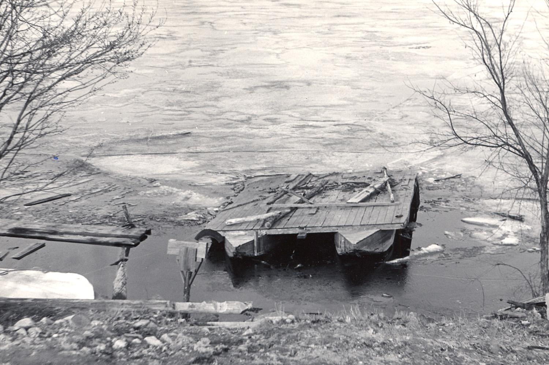 Garbutt barge c1955