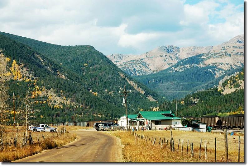 E. Portal road (Rollins Pass) 4